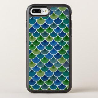 Meerjungfrau-Apple iPhone 7 PlusOtterbox Fall OtterBox Symmetry iPhone 8 Plus/7 Plus Hülle
