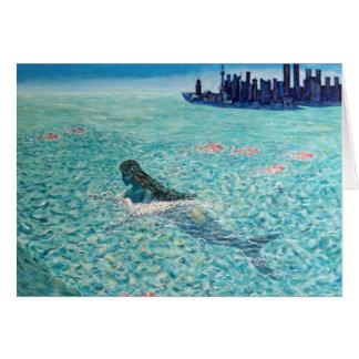Meerjungfrau gegen die Gezeiten Karte