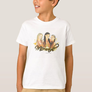 Meerjungfrau-Skizze T-Shirt
