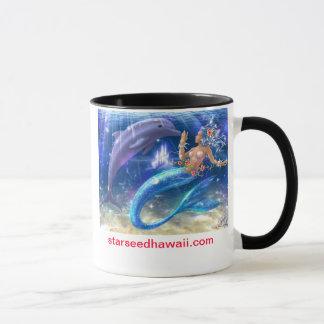 Meerjungfrau, starseedhawaii.com tasse