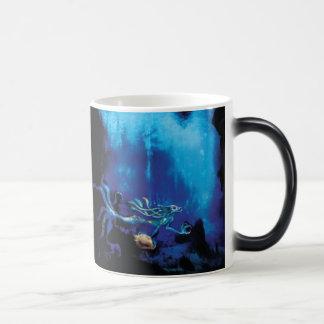 Meerjungfrau Verwandlungstasse