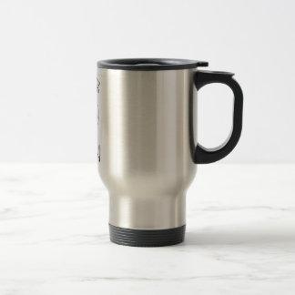 Meerjungfrauerstkaffeetasse Edelstahl Thermotasse
