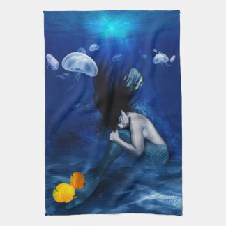 Meerjungfrauküche towl handtücher