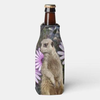 Meerkat und Gänseblümchen, Flaschenkühler