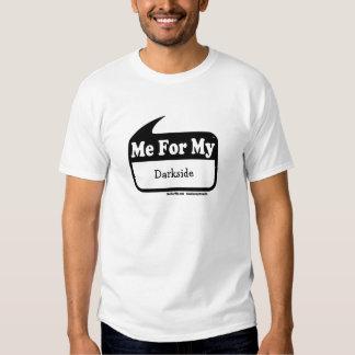MeForMy Darkside Wert-T-Shirts T-Shirt