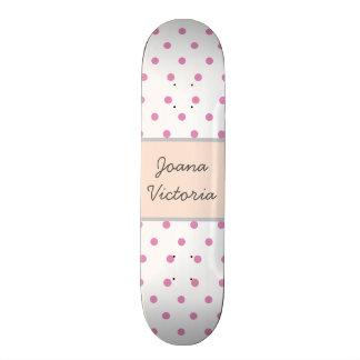 Mehr Liebe-bitte Skate addieren Ihren Namen Individuelle Decks