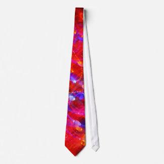 Mehrfarben in der Bewegung Krawatte