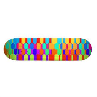 Mehrfarben Personalisierte Skateboards