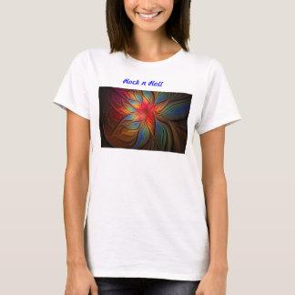 Mehrfarben T-Shirt