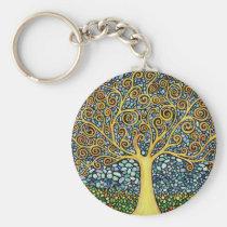 Mein Baum des Lebens Schlüsselbänder
