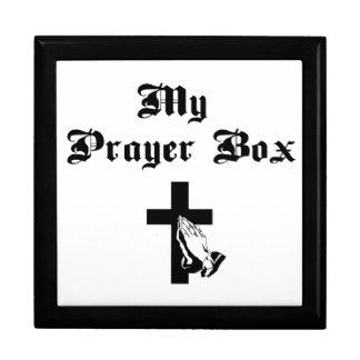 Mein Gebets-Kasten Große Quadratische Schatulle