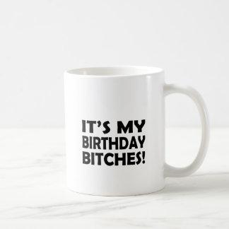 mein Geburtstag Tasse