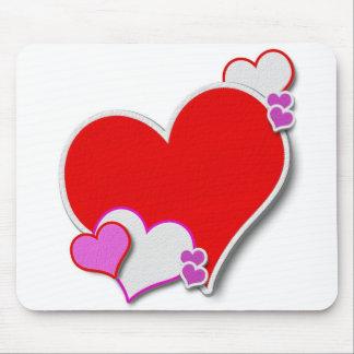 Mein Herz Mousepad