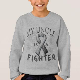 Mein Onkel Is A Fighter Grey Sweatshirt
