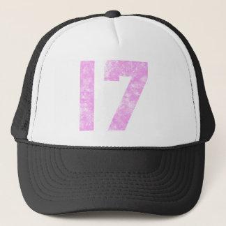 Meine 17. Geburtstags-Geschenke Truckerkappe