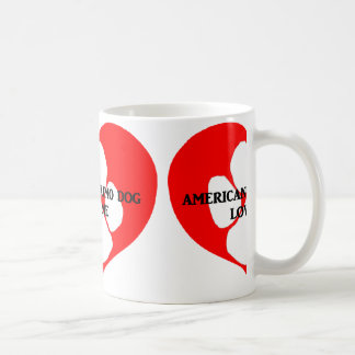 meine amerikanischen EskimoLieben ich Kaffeetasse