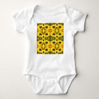 Meine kleine Sonnenblume Babybody