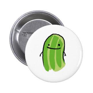 Meine Lieblingsessiggurke Runder Button 5,7 Cm
