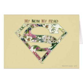 Meine Mamma mein Held Karte