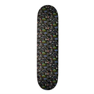 Meine Stadt Skateboard Deck