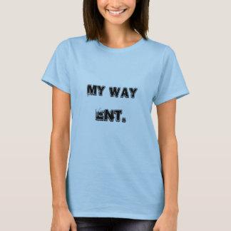 Meine Weise, HNO T-Shirt