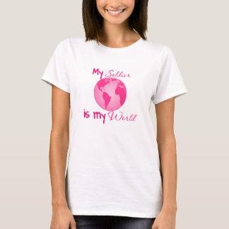 Meine Welt - Soldat T-Shirt