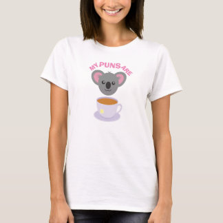 MEINE WORTSPIELE SIND KOALA-TEE T-Shirt