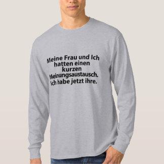 Meinungsaustausch Shirt