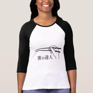 Meister der Essstäbchen (japanisch) T-Shirt