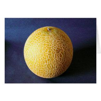 Melone/Kantalupe Karte