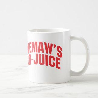 Memaws gehen Saft Tasse