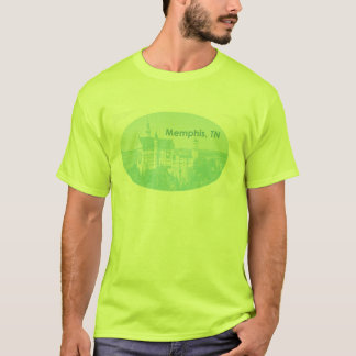 Memphis-Schloss T-Shirt