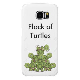Menge der Schildkröten für Ihr S6