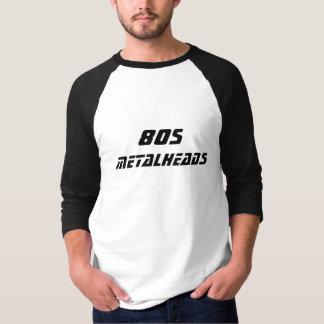 Metalheads, 80er tshirts