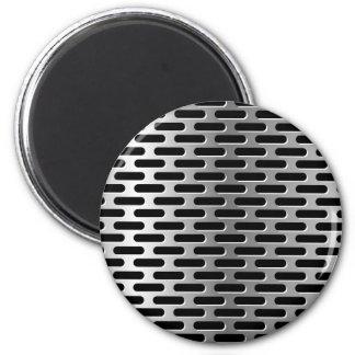 Metall Runder Magnet 5,1 Cm