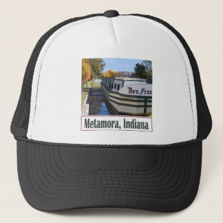 Metamora Indiana Truckerkappe