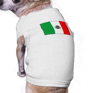 Mexikanische Flagge Top