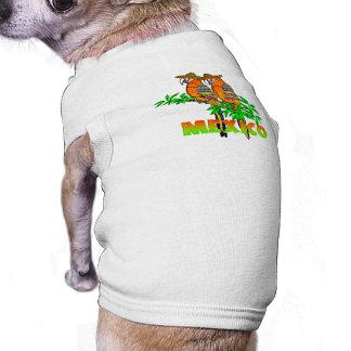 Mexikanische Haustier-Kleidung Shirt