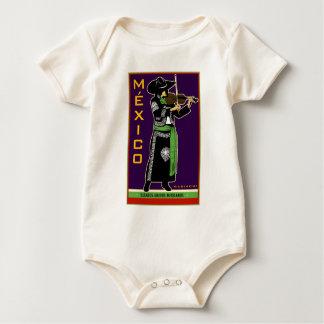 Mexiko Baby Strampler