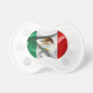Mexiko-Flagge Schnuller