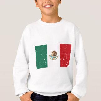 Mexiko-Flagge Sweatshirt