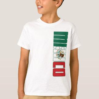 Mexiko-Flagge T-Shirt