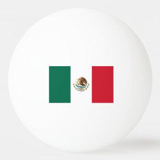 Mexiko-Flaggen-Klingeln pong Bälle für Tischtennis Tischtennis Ball