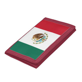 Mexiko-Flaggengeldbörse
