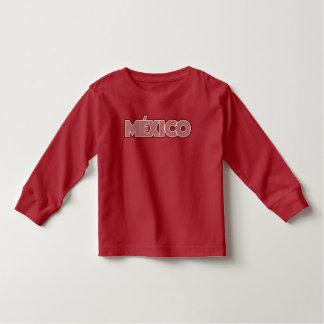 Mexiko-Kinder Kleinkind T-shirt