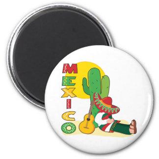 Mexiko Magnete