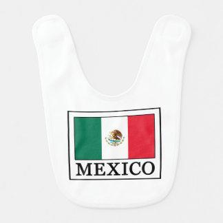 Mexiko-Schellfisch Babylätzchen