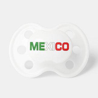 Mexiko-Schnuller Schnuller