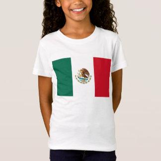 Mexiko-Weltflagge T-Shirt