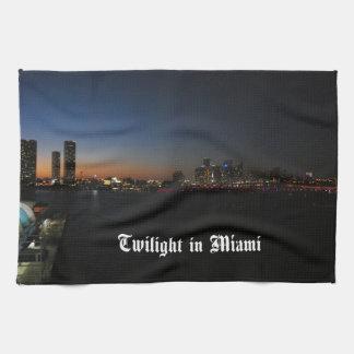 Miami Florida Küchentuch